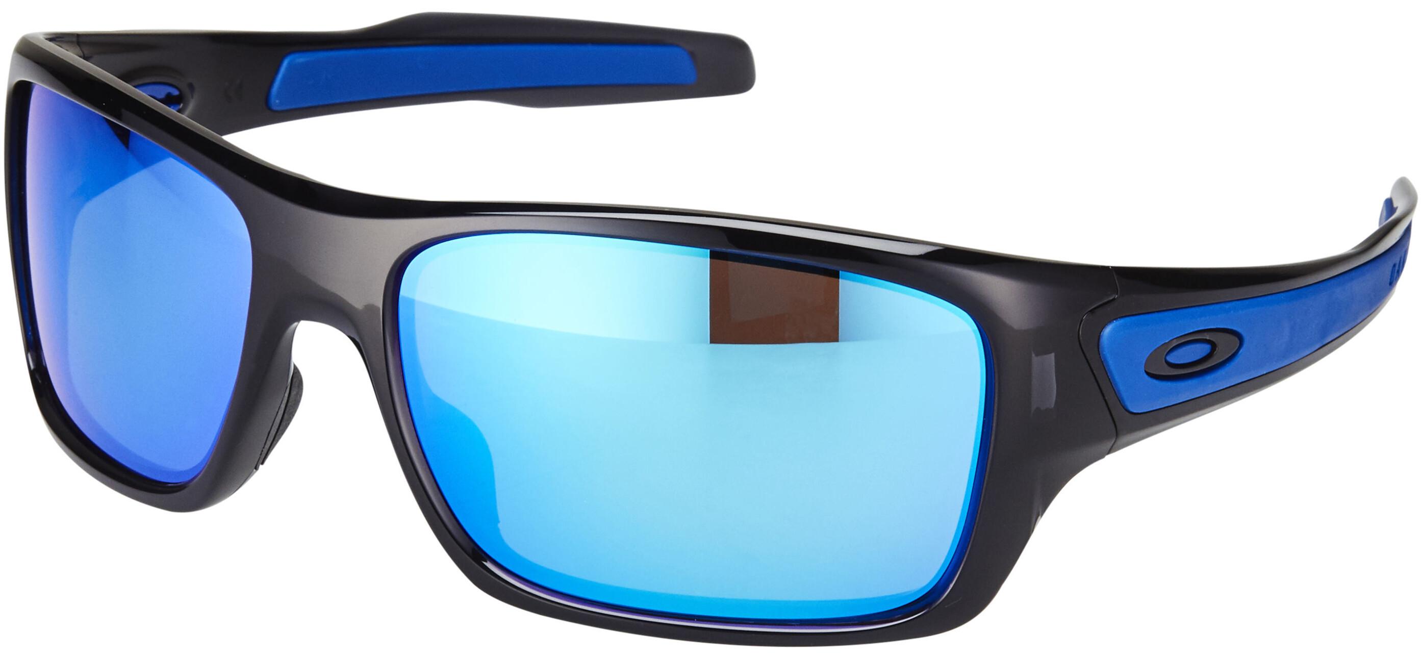 Oakley Turbine - Gafas ciclismo - azul negro   Bikester.es 201216206a